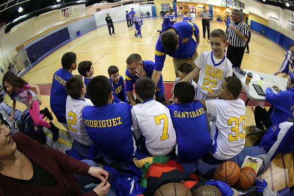 Lyndhurst Basketball
