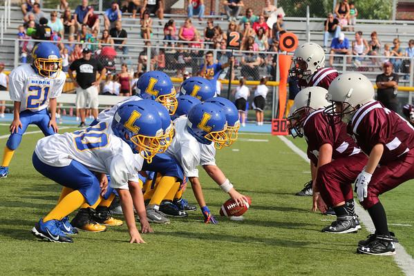 Lyndhurst Jr Football 2014