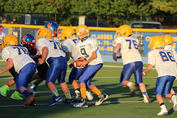 Lyndhurst Jr. Football 2016