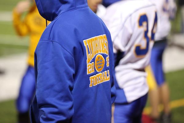 Seniors Vs North Arlington 11-11-17 Playoff Week 2