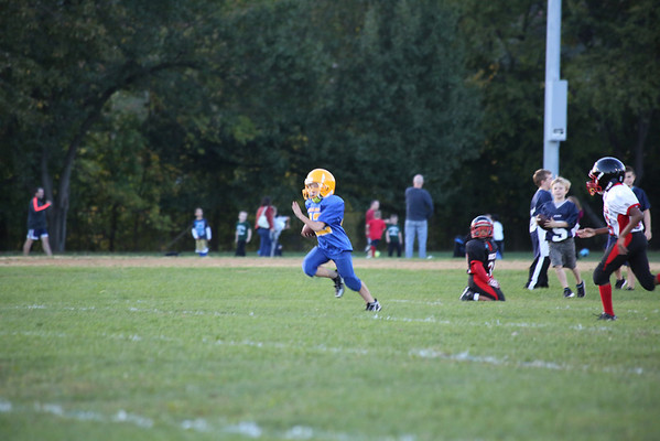 Cubs at Rutherford (& vs Elmwood Park) 10-1-12