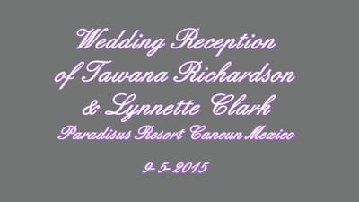 Reception Short 3