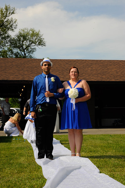 Lynn and Javier Wedding