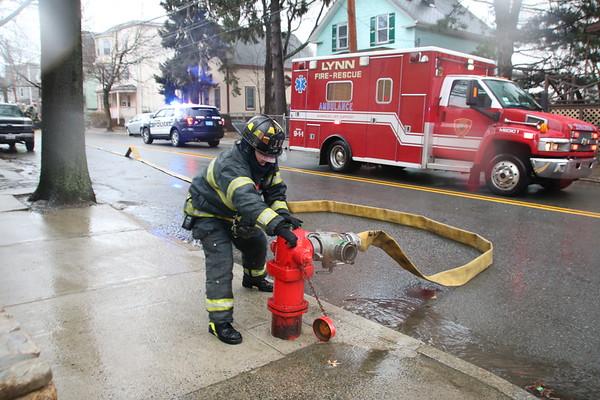 Lynn MA, 2nd alarm fire 102 Cottage Street 3/2/18