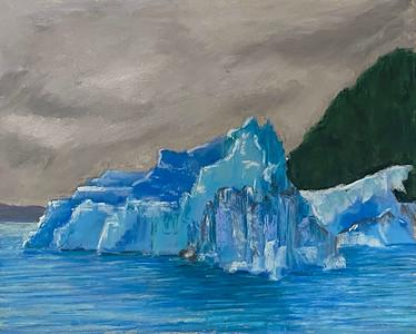 Garden Of Icebergs, Alaska