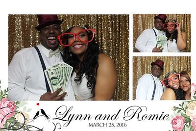 Lynn & Romie Wedding 2016