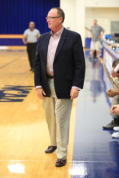 Lynn University Basketball Coach Jeff Price