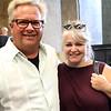 Lynn, Ma. 6-21-17. Jason and Tina Rantala were at the Brian Setzer concert at Lynn Auditorium.
