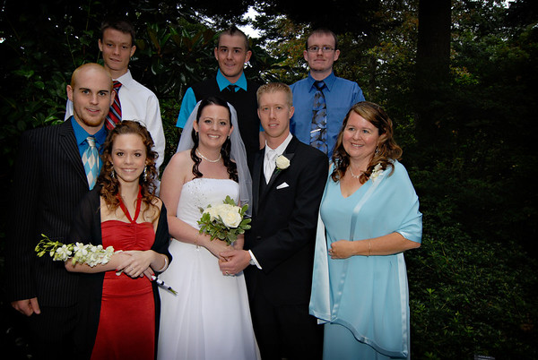 Lynne & Curtis - wedding at University of Victoria's Interfaith Chapel in Victoria B.C.