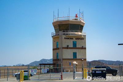 Ramona Airport Tower