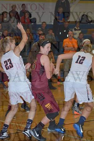 Lynnville-Sully Girls Basketball Jamboree 11-14-16