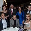 Gene DeSimone, Joanne DeSimone, Flossie and Dominic Simirglia, Stephanie Donatucci,Ron Donatucci Jr. with Ron & Dana Donatucci.