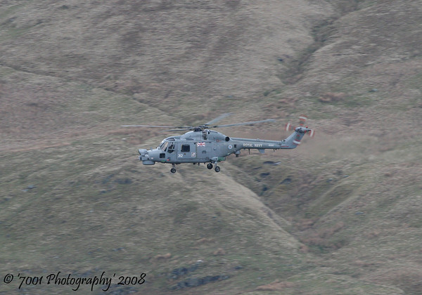 ZD262/'312' (815 SQN) Lynx HMA.8 - 10th April 2008.