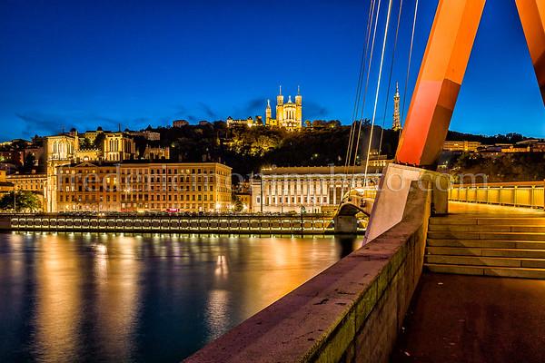 Lyon by night II