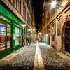 Rue du Boeuf dans le Vieux Lyon