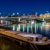 University bridge at Lyon  ...