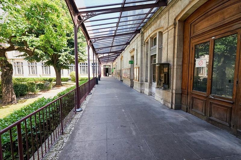Université Lyon II (I)