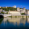 Image un peu (beaucoup ???) carte postale de Lyon ...