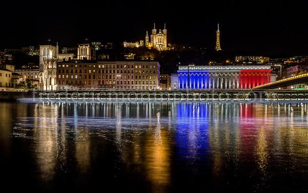 Hommage à Lyon ...