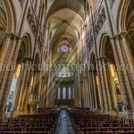 Inside of Basilica of Fourvi�re at Lyon