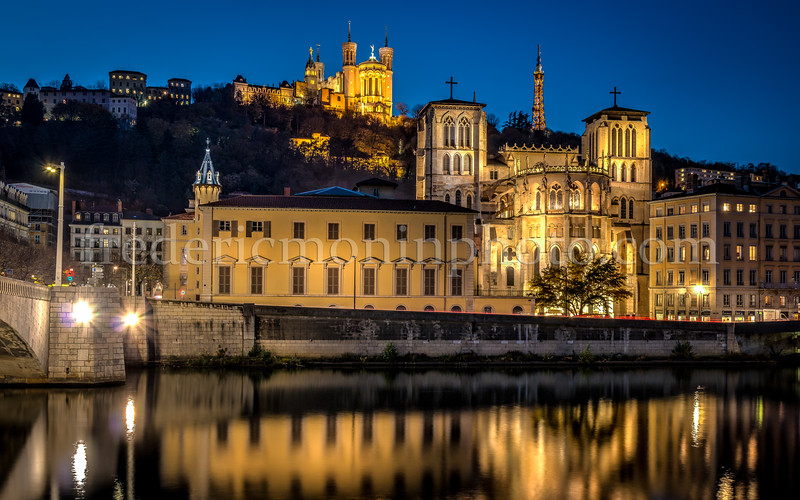 Reflections on the Saône