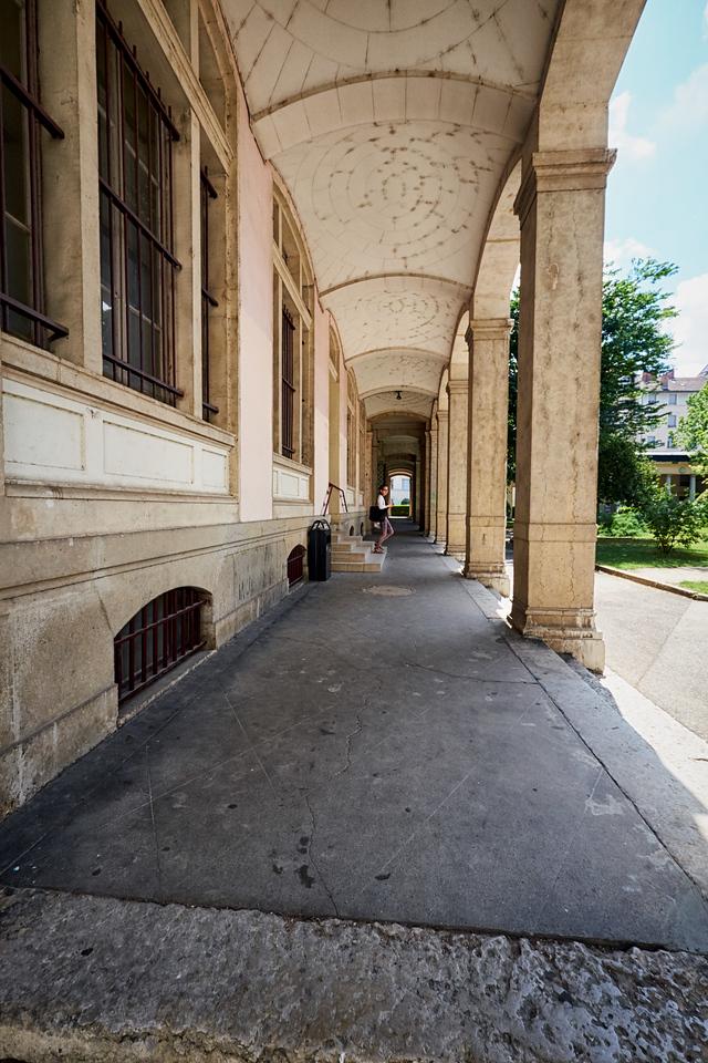 Université Lyon II (VI)