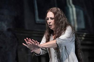 Sondra Radvanovsky as Lady Macbeth