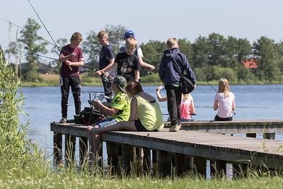 Aktivitet på broen