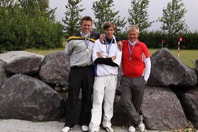 Alfreð Brynjar Kristinsson, Andri Þór Björnsson, Arnar Snær Hákonarson,