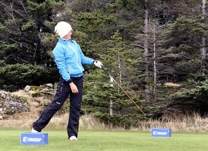 Guðrún Brá Björgvinsdóttir úr Golfklúbbnum Keili