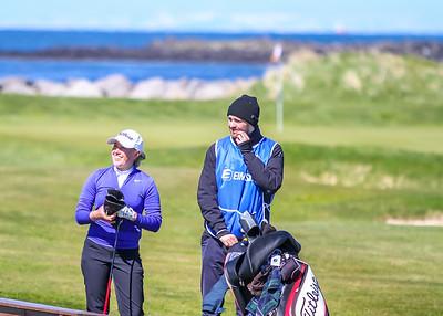 Berglind Björnsdóttir. seth@golf.is