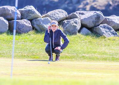 Heiða Guðnadóttir. seth@golf.is