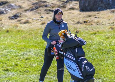Stefanía Kristín Valgeirsdóttir. seth@golf.is
