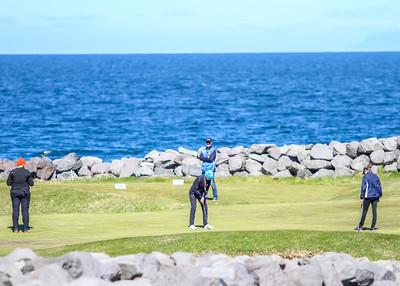 Bergvíkin, Hólmsvöllu Leira. seth@golf.is