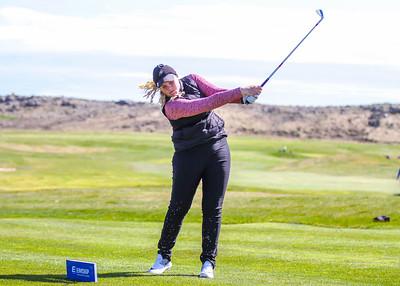 Gunnhildur Kristjánsdóttir. seth@golf.is