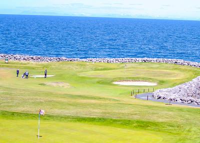 Bergvíkin, Hólmsvöllur, Leira. seth@golf.is
