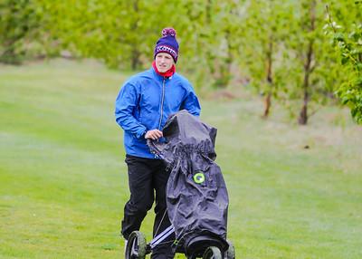 Helgi Snær Björgvinsson, GK. Mynd/seth@golf.is