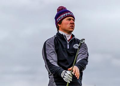 Vikar Jónasson, GK. Símamótið, Hamarsvöllur.  Mynd/seth@golf.is