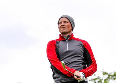 Heiðar Davíð Bragason, GHD. Símamótið, Hamarsvöllur.  Mynd/seth@golf.is