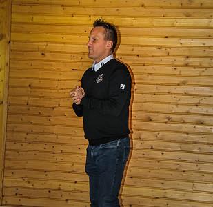 Helgi Bragason formaður GV.  Mynd/seth@golf.is