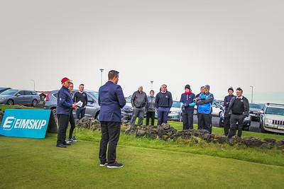 Haukur Örn Birgsson, forseti GSÍ. Mynd/seth@golf.is