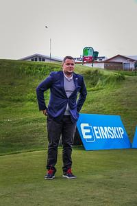 Haukur Örn Birgisson, forseti GSÍ. Mynd/seth@golf.is