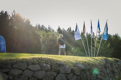 Ragnhildur Sigurðardóttir Íslandsmót golf 2019 Grafarholt - 1. keppnisdagur. Mynd: seth@golf.is