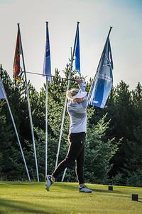 Nína Björk Geirsdóttir Íslandsmót golf 2019 Grafarholt - 1. keppnisdagur. Mynd: seth@golf.is