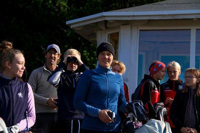 Alma Rún Ragnarsdóttir.  Íslandsmót golf 2019 Grafarholt - 1. keppnisdagur. Mynd: seth@golf.is
