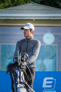 Elías Beck Sigurþórsson Íslandsmót í golfi 2019 - Grafarholt 2. keppnisdagur Mynd: seth@golf.is