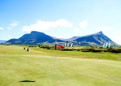 Garðavöllur, Akranes.  Mynd/seth@golf.is