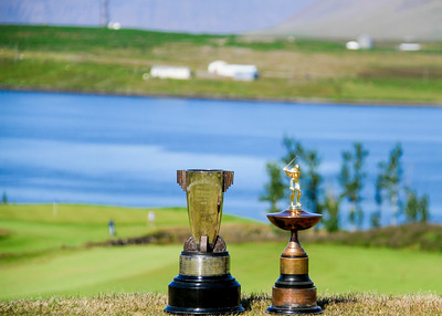 Íslandsmót í golfi 2020 - 1. keppnisdagur. Mynd/seth@golf.fis