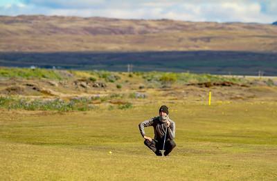 Íslandsmótið í holukeppni 2021 - lokadagur