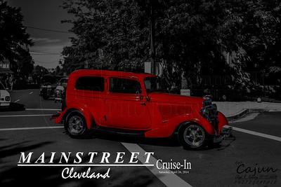M A I N S T R E E T    Cleveland Cruise-In